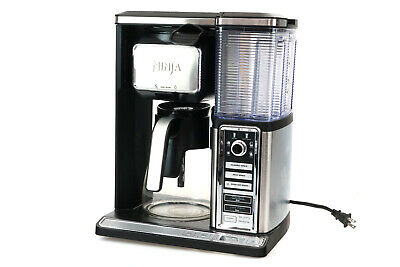Ninja CF092 Coffee Bar Brewer System with Glass Carafe
