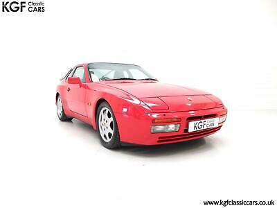 A Multiple Porsche Club GB Concours Winning 944 Turbo S with 49,001 Miles