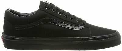 VAN S Classic Noir OLD SKOOL Low Top Suede Canvas sneakers SK8 MENS/WOMENS Shoes