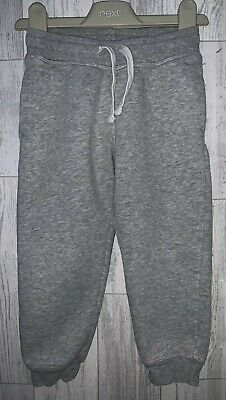 Boys Age 2-3 Years - H&M Grey Jogging Bottoms