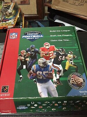 Excalibur official Fantasy Football Draft Kit Model 338