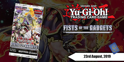 Fists of the Gadgets - FIGA - Pick and Choose Any 5+ Cards (40% OFF!) - YuGiOh