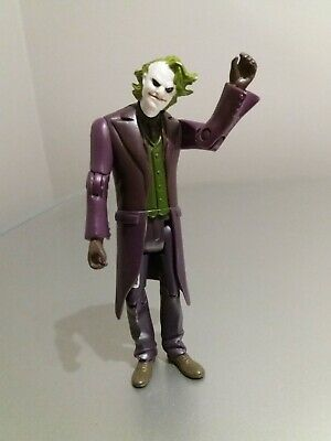 "DC Comics The Joker 5"" Figure 2008 Batman The Dark Knight"