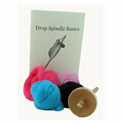 Deluxe Spindle Starter Spinning Kit