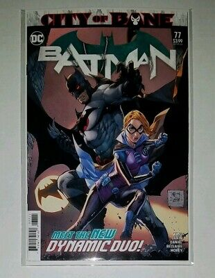 BATMAN #77 NM CITY OF BANE DEATH OF ALFRED 1st Prnt LMTD 1 PER CUSTOMER SOLD OUT