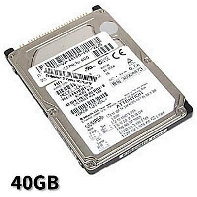 250GB Hard Drive for Acer Aspire 3640 3630 3620 3610 3600 3500 3100 3050 3030