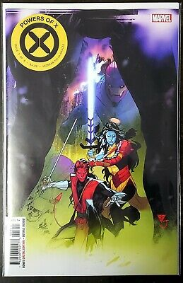 Powers of X #3 Hickman Silva Main Marvel Comic 1st Print 2019 unread SOLD OUT!!