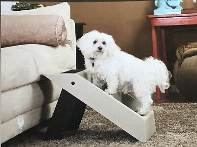 Pet Stairs Folding Dog Cat Step Ramp Ladder Small Portable for Tall Beds Travel
