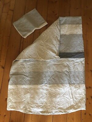 Adairs Cot Quilt Cover And Pillowcase Boy
