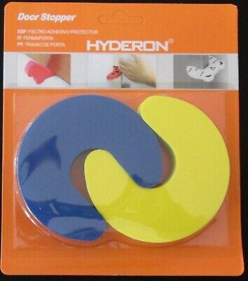Door Stopper Baby Finger Protector Jammers Lock Pinch Guard Kid Safety Set of 2