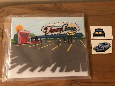 1998 Woodward Dream Cruise Wall Art Ferndale Royal Oak Berkley 10x8