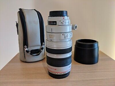 Canon EF 100-400mm f/4.5-5.6 IS USM L Lens - Mint Condition EOS