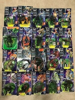 Kenner ALIENS LOT OF 20 UNOPENED  action figures from 1992-1994 NEW IN BOX
