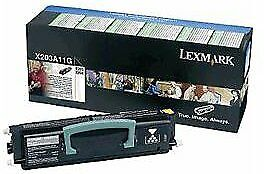 Lexmark X203A11G Genuine Black [2.5K Page] Toner Cartridge