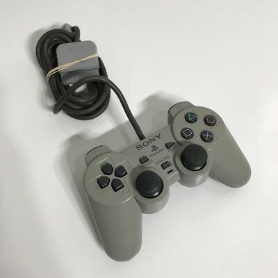 Genuine Controller Dual Shock  | Sony Playstation 1 & 2 | Ps1 | Pal | Free Post