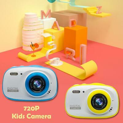 720P HD Waterproof Digital Video Camera Mini Video Recorder For Boys Girl Gift
