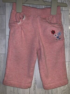 Girls Age 6-9 Months - Mothercare Jogging Bottoms