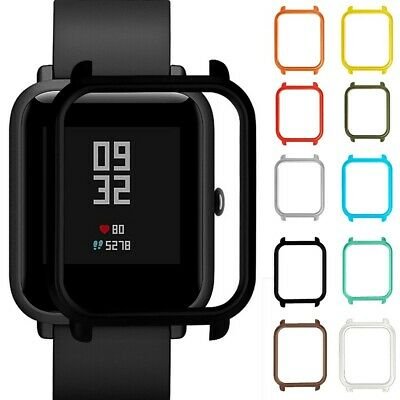 Hot PC Case Cover Protector Shell Frame For Xiaomi Huami Amazfit Bip Youth Watch