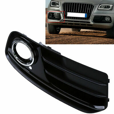Right Side Front Bumper Fog Light Lamp Cover Grille fit for AUDI Q5 2009 up 2012