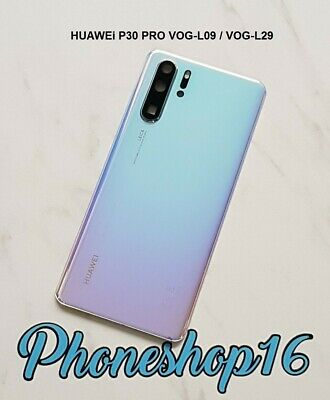 Original Huawei P30 PRO Akkudeckel Deckel Backcover Cover Breathing Crystal B