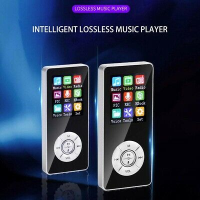 32GB Bluetooth MP3 Player MP4 Media FM Radio Recorder HIFI Sport Music SpeakersF