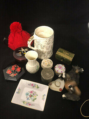 Vintage Ceramics, a selection of ceramic items including Belleek and Aynsley