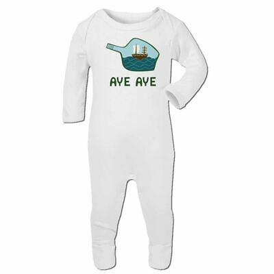 Hello I/'m New Here Babygrow Jump Suit Funny Cute Talking Baby Clothes