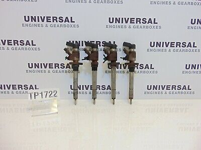 VOLVO C30 Diesel Injector 9657144580 FORD FOCUS C S MAX MONDEO GALAXY 2.0 tdci