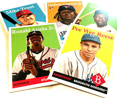 2019 Topps Archives #1 - #330 PICK FROM LIST Complete Your Set *FREE SHIPPING*