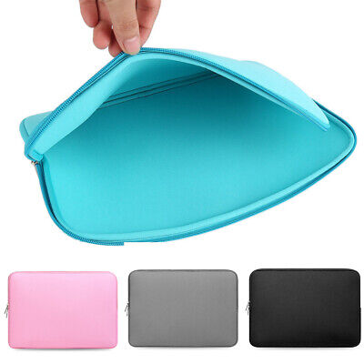 PC Laptop Notebook Bag Sleeve Case Cover Pouch for MacBook 11/13/15/15.6inch