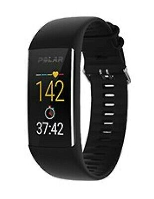 MED//LRG fast ship Polar A370 HEART RATE Fitness GPS Wearable TRACKER,CALORIES