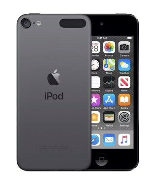 Apple iPod touch 6th Generation Space Gray (16 GB), MKH62LL/A, Great Condition!