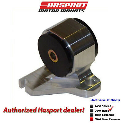 Hasport Mounts Stock Replacement Rear Mount 1990-1993 for Acura Integra DARR-70A