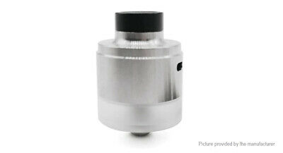 Venom-T(ank) Styled RDTA Rebuildable Dripping Tank Atomizer Silver