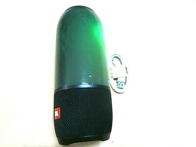 JBL Pulse 3 Black Portable Speaker System - JBLPULSE3BLKAM