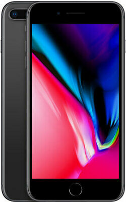 Brand New - Apple iPhone 8 Plus 64GB (T-Mobile) - Gray - OPEN BOX/UNSEALED
