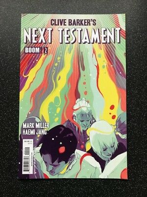 Clive Barker's Next Testament # 2 (Boom Studios, June 2013), Vf/Nm