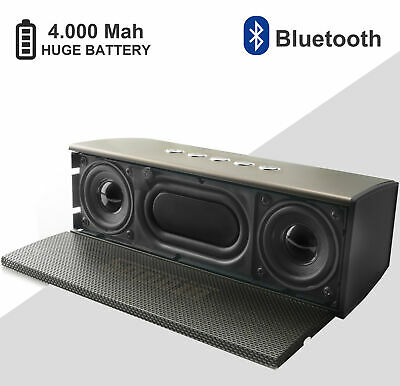 Ultra Loud Bluetooth Speakers Portable Wireless Speaker 3600 Mah, Outdoor/Indoor
