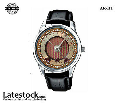 Hot Item!! Best Gift Zenith clasic Dial Radio Custom Style Sport Leather Watch