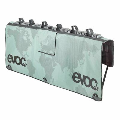 Evoc Tailgate Pad for Pickup Truck to Transport Bikes, Olive, XL