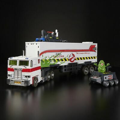 SDCC 2019 Hasbro Exclusive: TRANSFORMERS / Ghostbusters - OPTIMUS PRIME Ecto-35
