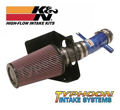 K&N Typhoon VW Golf IV R32 induction kit cold air intake filter mk4 v6 69-9502TB