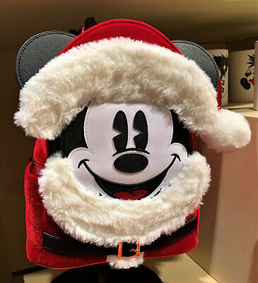 Disney Parks Halloween 2019 Mickey Mouse Pumpkin Backpack Loungefly New In Hand
