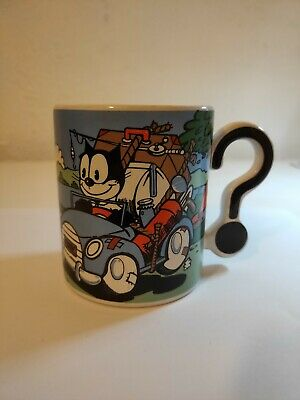 Monkeys Of Melbourne Felix The Cat 1988 Mug Vintage