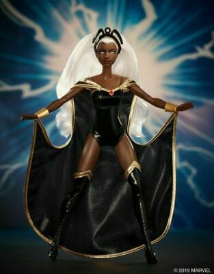 Preorder Marvel X-Men Barbie Doll Storm Limited Collectible