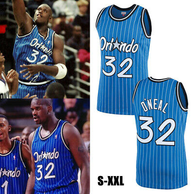 Orlando Magic # 32 Maillot de Basket-Ball Shaquille O'neal Sports Gilet Jersey