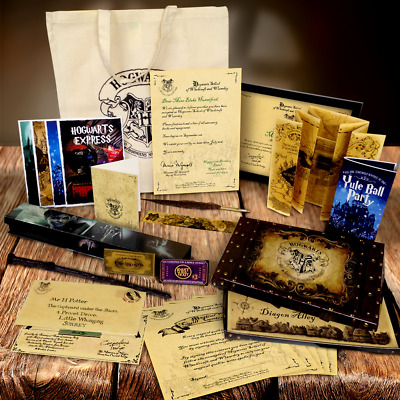 Hogwarts Christmas Gift Set Harry Potter Free Delivery This Xmas P&P