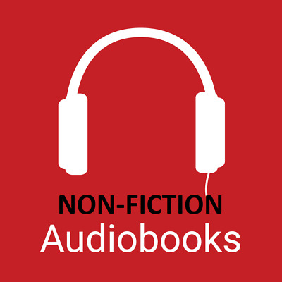 NON-FICTION Audio Books: £1 for each: Sent to your EMAIL: See AUDIOBOOKS below