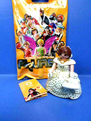 Playmobil 5158 * Serie Fille 2 *  Princesse Blanche Mariee * Neuf Dans Emballage