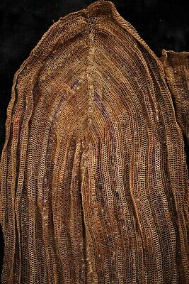 Large Old Finely Woven Loin Cloth - Papua New Guinea 1970's